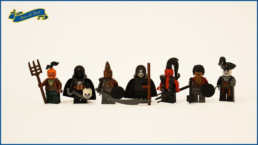 Lego Demons