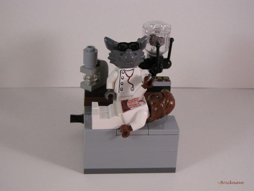 Lego Dr. Wulfenstein