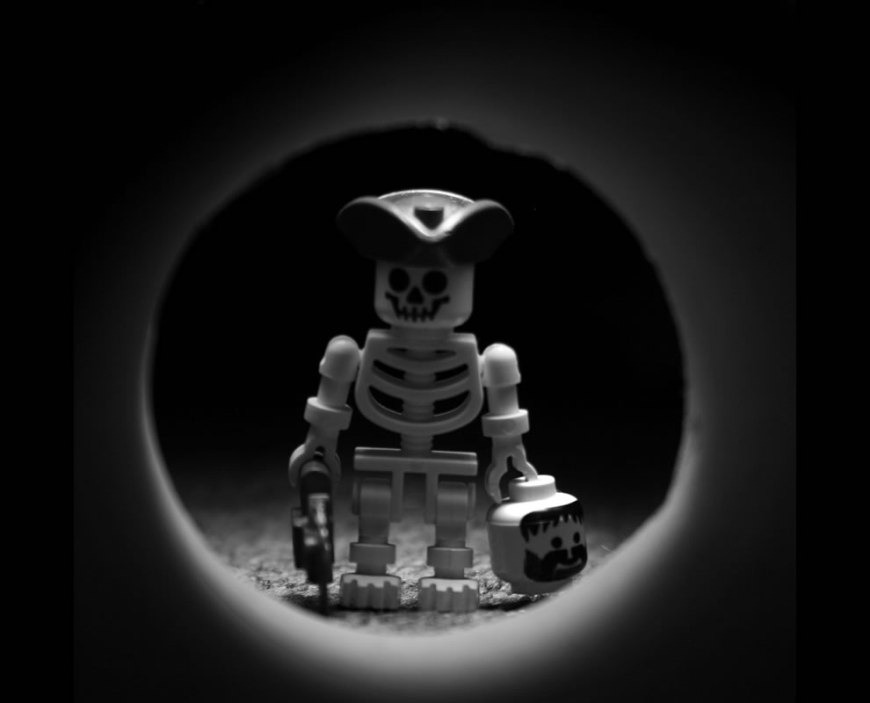 Lego Skeleton
