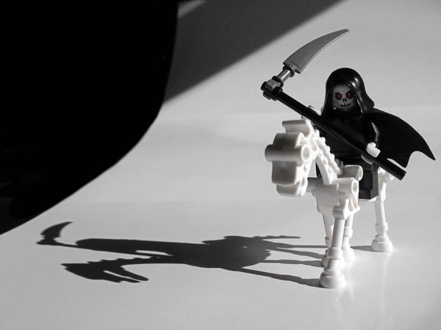 Lego The Grim Reaper