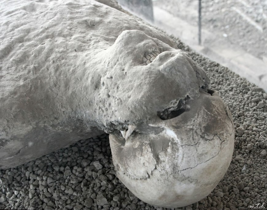 Well-preserved Pompeian