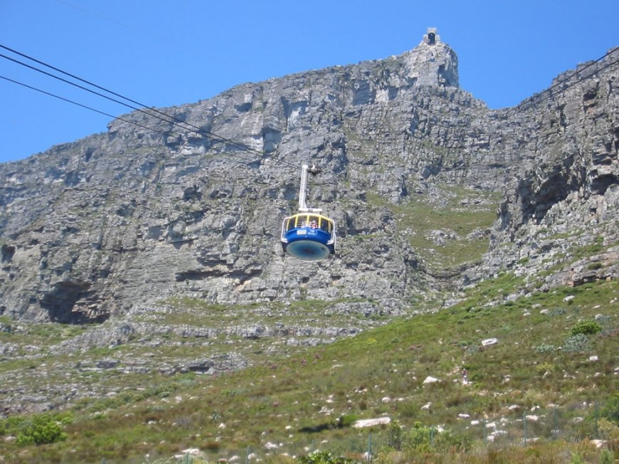 Cablecar, Table Mountain
