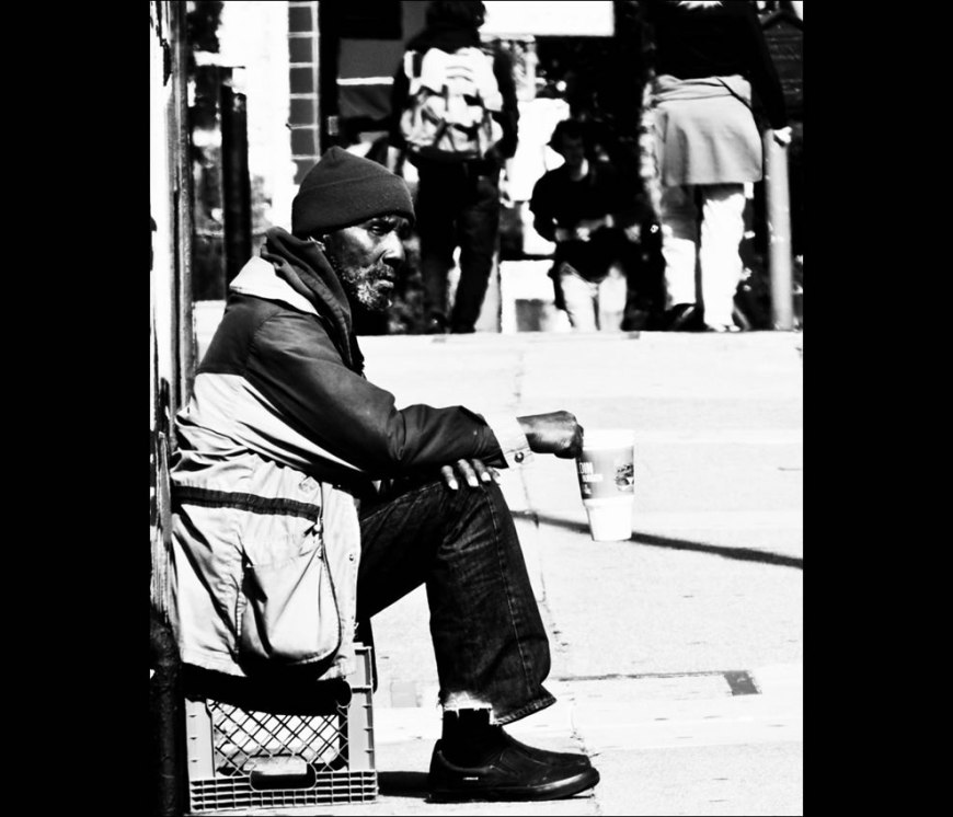 Homeless in the Haight