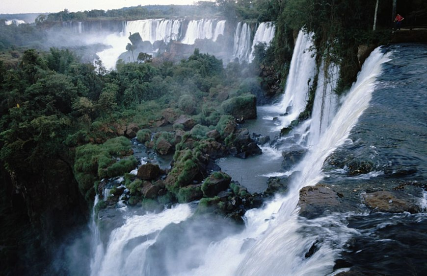 Iguaçu, Brasilien, Argentinien