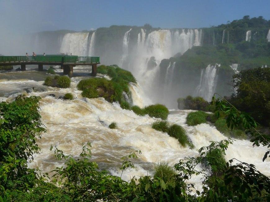 Iguaçu, Brésil