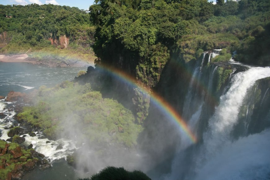 Iguaçu Falls from the Argentine side