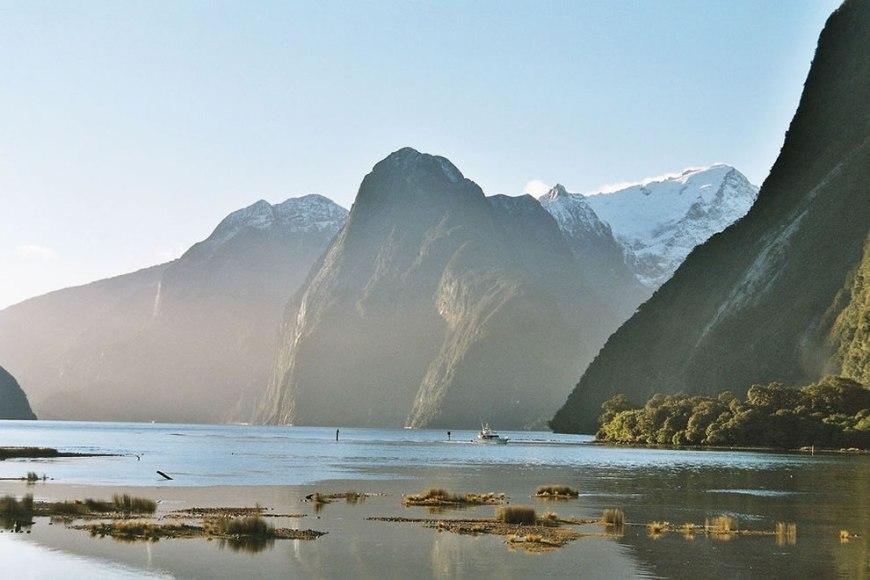 NZ - Milford Sound