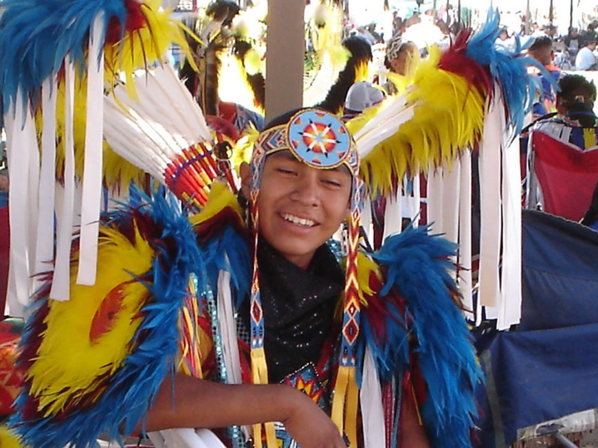 Pow Wow Sycuan Native American San Diego