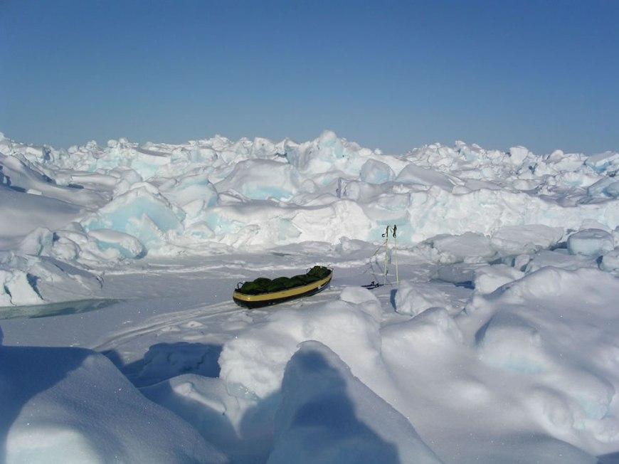 Near the North Pole
