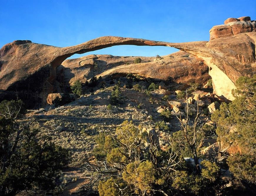 Landscape Arch - Devil's Garden - Arches NP