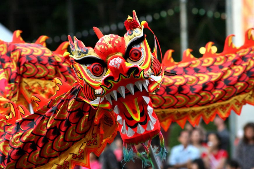 Why fear the Chinese Red dragon