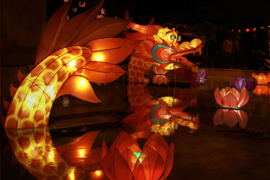 Year of the Dragon, Chinese Lantern Festival