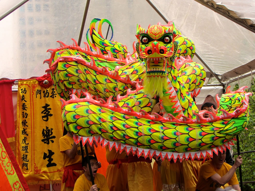 Welcome Year of the Dragon: 2012 Chinese Lunar New Year ...