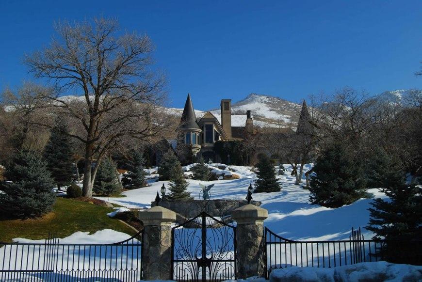 Layton Castle, Utah