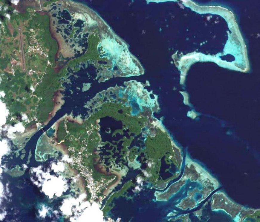Koror Island, Palau