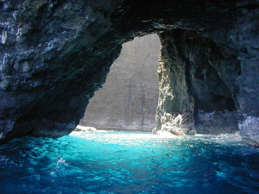 Napali Sea Cave