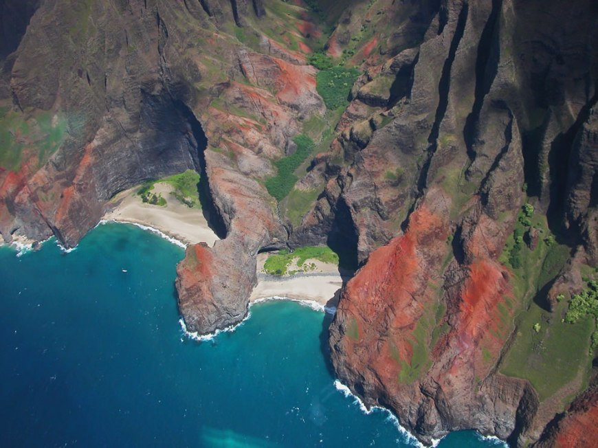 Nā Pali Coast State Park