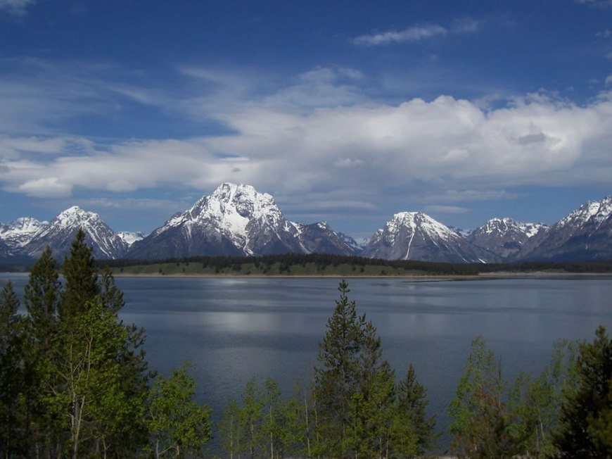 Jackson Lake - Grand Teton NP