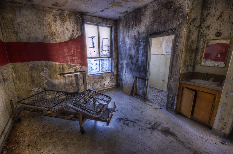 Haunted Abandoned Linda Vista Hospital Future Senior Living