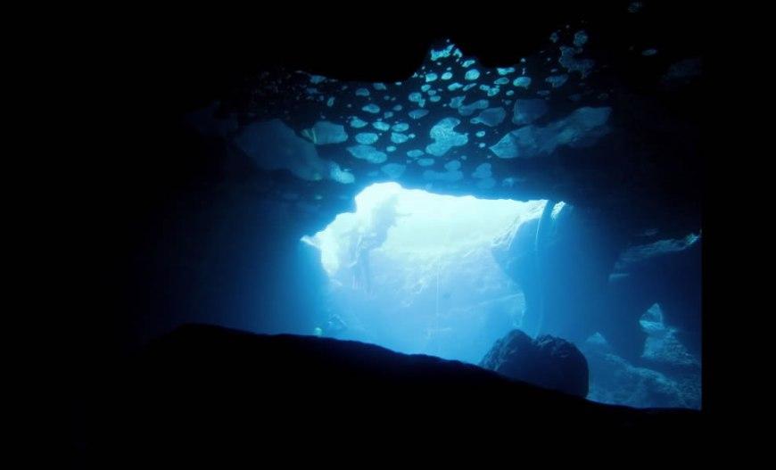Cave divers and caverneers Vortex Spring Cavern