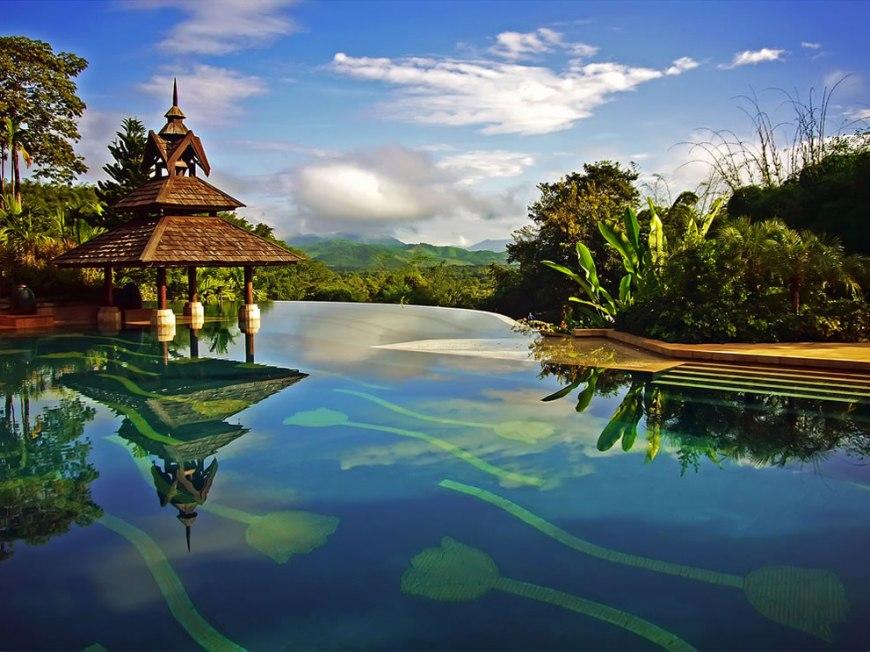 Anantara Golden Triangle Resort – Chiang Rai, Thailand