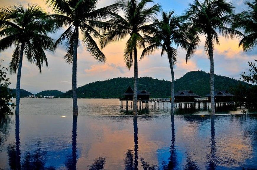 Infinity Pool in Malaysia