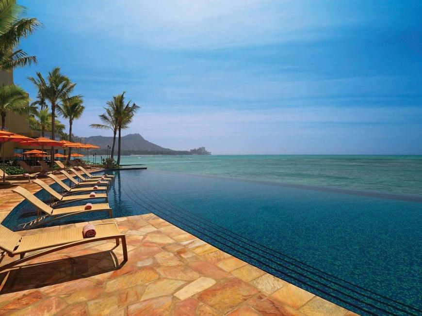 Sheraton Waikiki—Infinity Pool