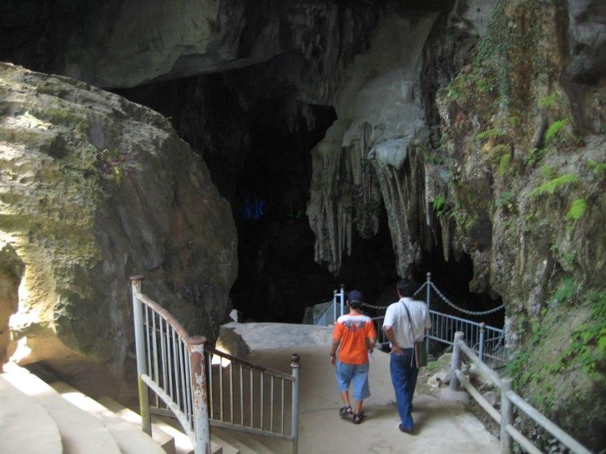 Tien Son cave in Phong Nha-Ke Bang