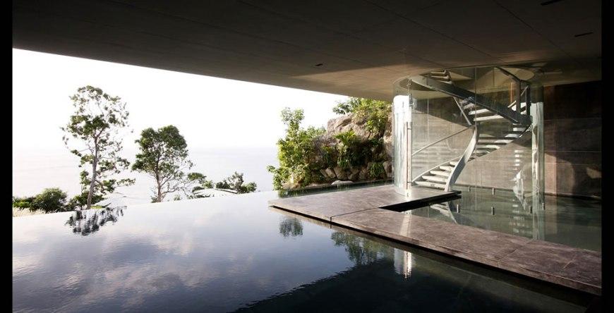 Villa Mayavee by Tierra Design in Phuket, Thailand