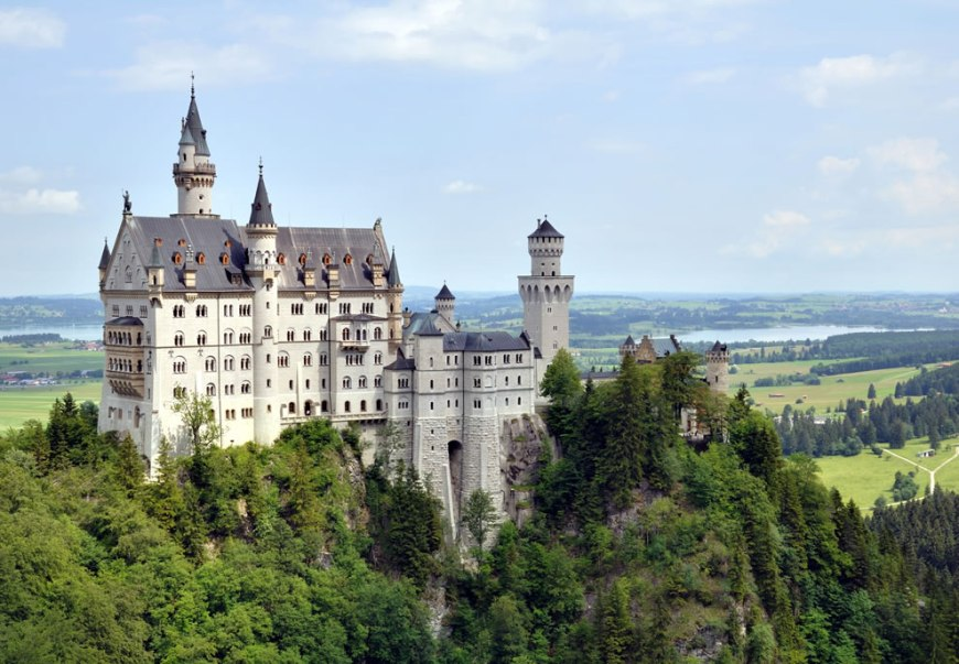#12 – 29 votes in Final; Castle Neuschwanstein, Bavaria, Germany
