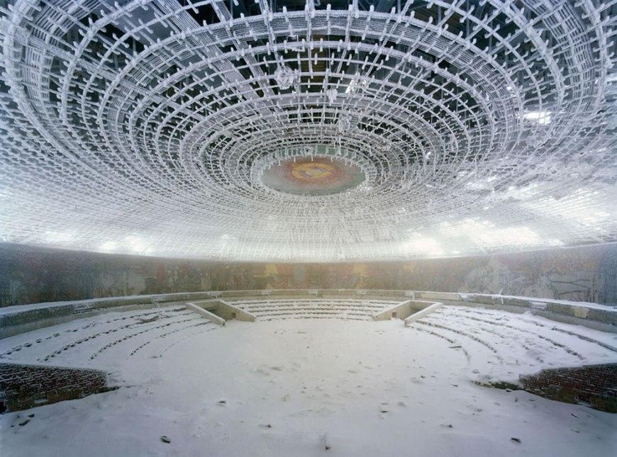 abandoned Blizka Sense of Place abandoned