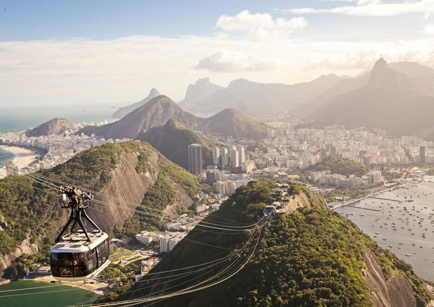 Rio de Janeiro Sense of Place