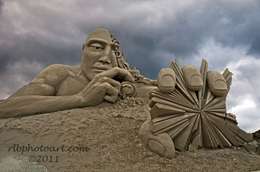 Thoughts in Sand